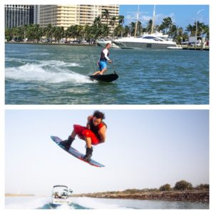 JetSurf vs Wakeboard