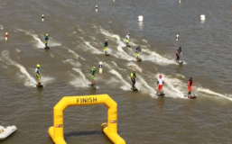 JetSurf race in Prague 2016
